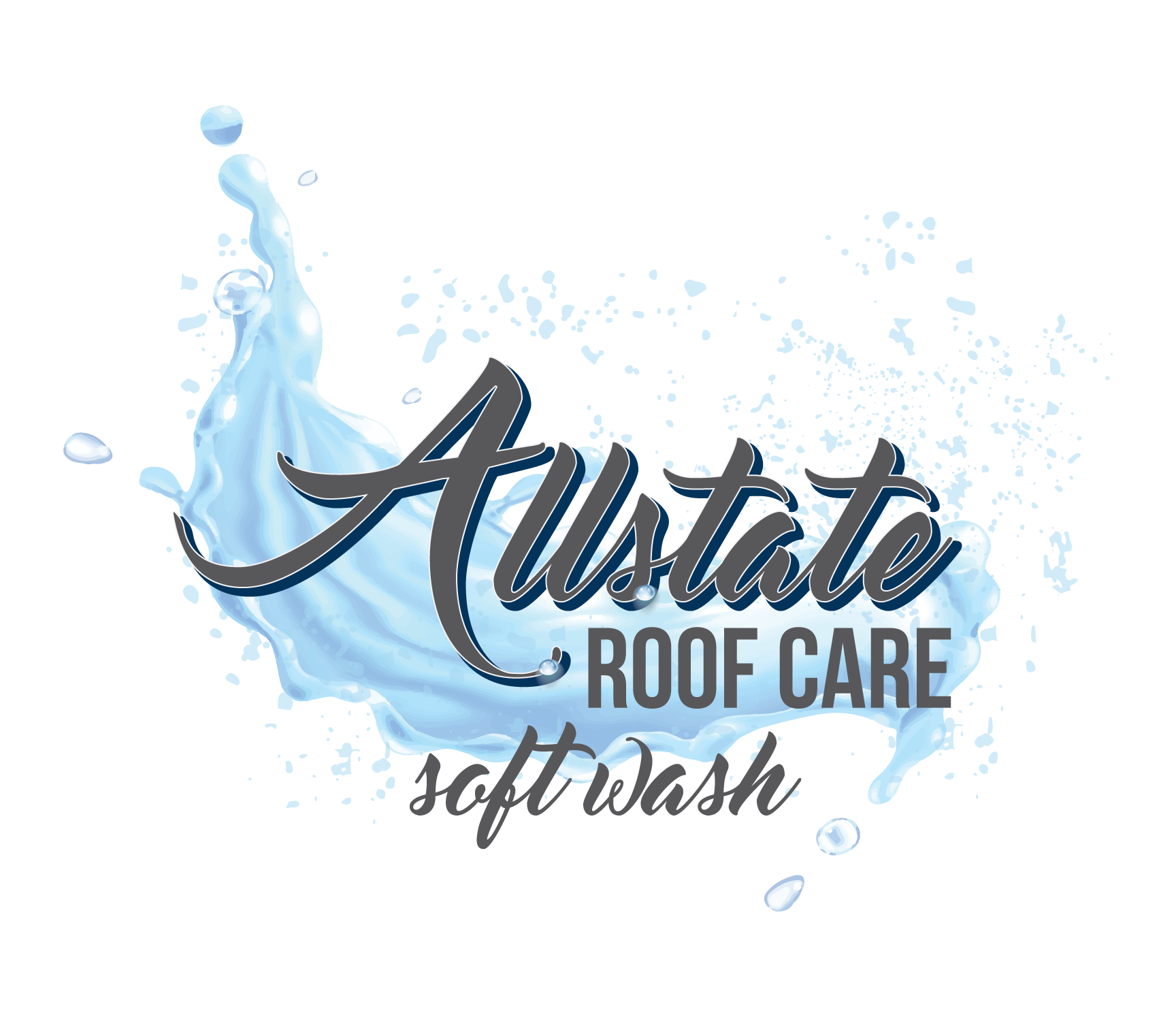 Allstate Roof Care Logo